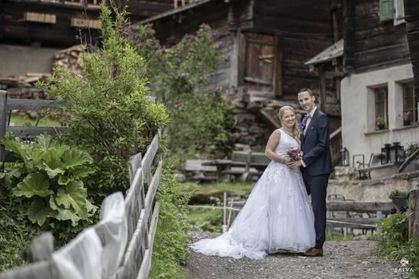 Hochzeit Binn