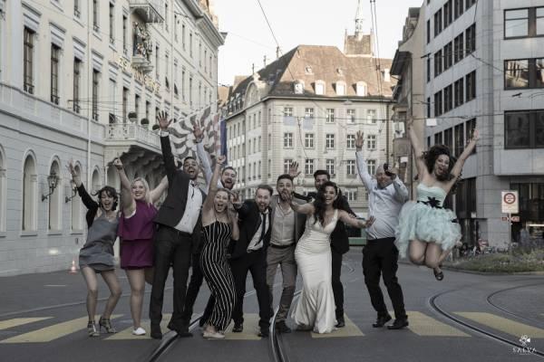 Hochzeitsfotograf Basel